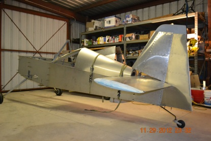 Full Left Side View of the Panther