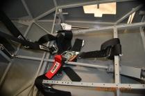 Crow Enterprises 5 point crotch harness system
