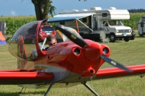 Panther N515XP at Brodhead