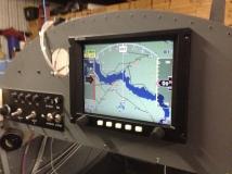 GRT GPS Display on Screen