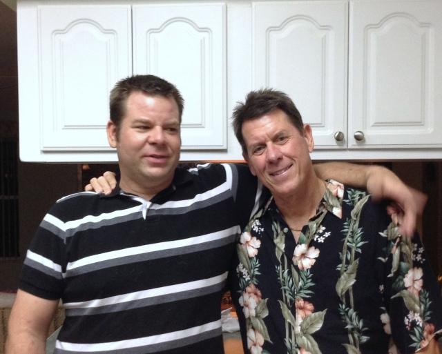 Dan and Chris
